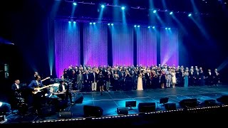 """Recorded live, """"Come Along With Me Medley"""" is from our 45th Anniversary Reunion Concert on July, 2016 featuring classic favorites.With over 3 hours of memorable music, a bonus section featuring a special tribute to Max and Lucy, plus behind-the-scenes footage, we are very excited about the release of our 45th Anniversary Reunion Concert! We've captured that unprecedented and unforgettable night of music, praise and celebration on Blu-ray, DVD and 3-Set CDs.Relive that awe-inspiring evening with over 130 Heritage Singers on stage!The 45th Reunion Concert CD (music only) features 37 songs - including 6 medleys.The Blu-ray DVD, and the regular DVD are the best we've produced! Call us: (530) 622-9369 or visit our web store: http://heritagesingers.com/store. Our office hours are Monday -Thursday, 8:30 AM - 5 PM (PST)."""