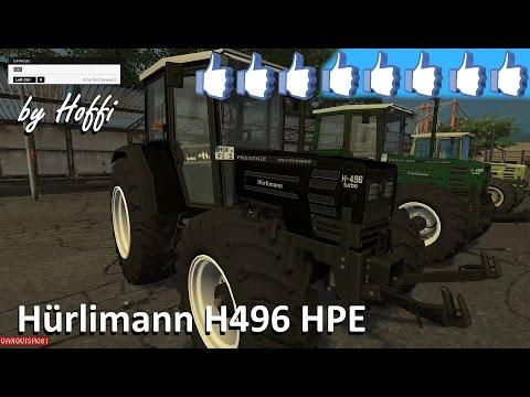 Hurlimann H496 HPE v1.1