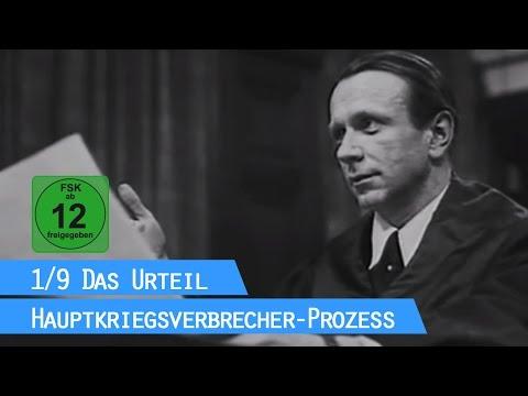 Der Nürnberger Prozess - Das Urteil (1/9) / Hauptkriegsverbrecher-Prozess