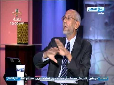 أيمن الصياد: النظام الذي يقمع جزء من مواطنيه يتحول لـ  دولة فاشلة