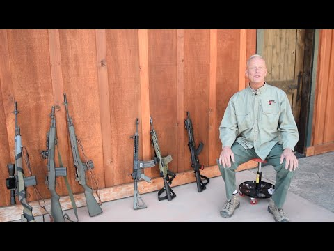 Contemporary Rifles to Consider for Defense