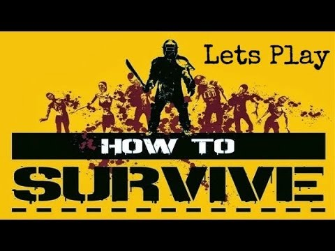 how to survive wii u trailer