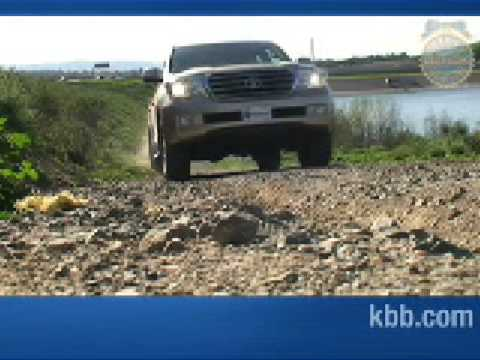 Toyota Land Cruiser Video Review – Kelley Blue Book