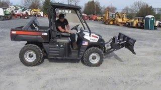 5. Bobcat Toolcat 3450