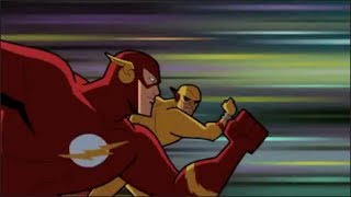 Download Video The Flash & Batman vs Reverse Flash MP3 3GP MP4
