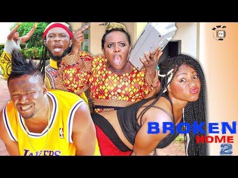 Broken Home Season 2    - Latest 2016 Nigerian Nollywood Movie