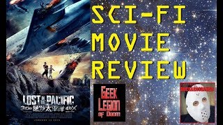 Lost In The Pacific   2016 Brandon Routh   Aka                 Killer Pussy Cat  Sci Fi Movie Review
