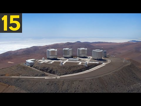 15 Most Remote Buildings in the World