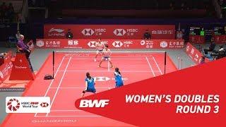 Download Video R3 | WD | MATSUTOMO/TAKAHASHI (JPN) vs CHEN/JIA (CHN) | BWF 2018 MP3 3GP MP4
