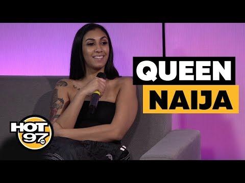 Queen Naija On Medicine, Cheating + Her Gender Reveal