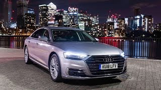 New Audi A8: The Best Car Fro Driving At Night? - Carfection (4K) by Carfection