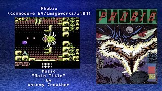 Wired for Sound Mix#64 (Phobia/Commodore 64/Antony Crowther/OST)