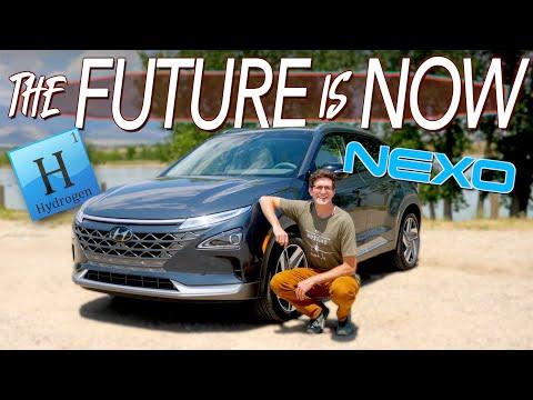 The 2020 Hyundai Nexo Is The Weirdest Car I've Ever Driven!