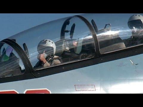 Συρία: Το euronews στη ρωσική αεροπορική βάση στη Λαττάκεια