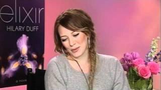 Hilary Duff Interview - Elixir