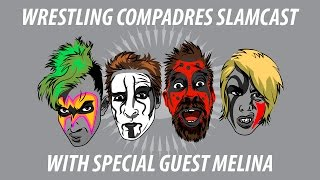 EXCLUSIVE Melina interview | Wrestling Compadres Slamcast by FOX Sports