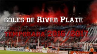 Nonton Todos Los Goles De River Plate   Torneo Argetino 2016 2017 En Hd Film Subtitle Indonesia Streaming Movie Download