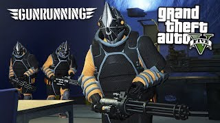 New GTA 5 Gun Running DLC update new adversary modes! GTA 5 Gun Running DLC for GTA 5 Online! ▻ Subscribe for more ...