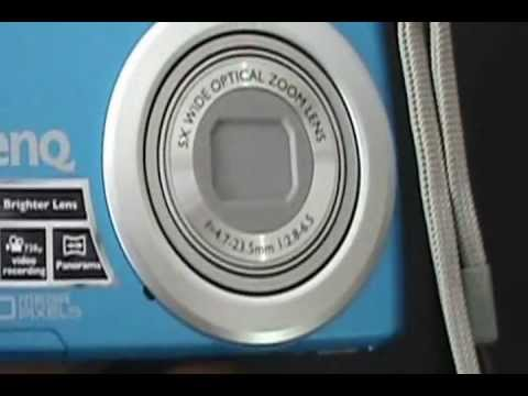 Camara BenQ AE120 Daleok.com.ve