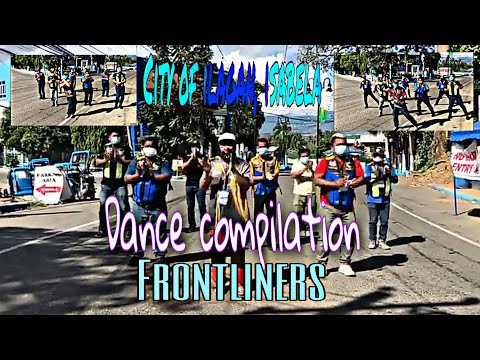Fronliners Dance Compilation (City of Ilagan Isabela)