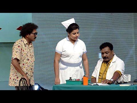 Thakarppan Comedy l Dr. Ullas and Nurse Sneha...!  l Mazhavil Manorama