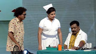 Video Thakarppan Comedy l Dr. Ullas and Nurse Sneha...!  l Mazhavil Manorama MP3, 3GP, MP4, WEBM, AVI, FLV Juni 2018