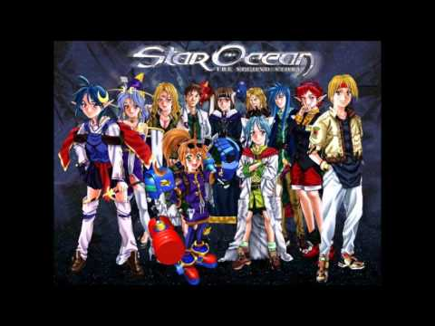 The Venerable Forest - Star Ocean: The Second Story OST