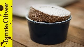 Perfect Chocolate Souffle | French Guy Cooking by Jamie Oliver