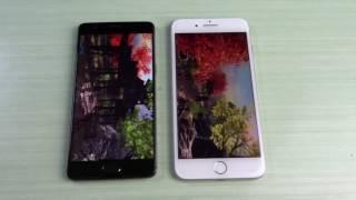 Video: OnePlus 3T Nougat vs Apple iPhone 7 Plus ITA ...