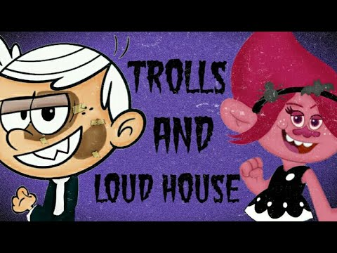 Trolls And Loud House 2nd Special Halloween Day Trailer