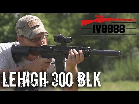 Lehigh 300 Blackout for Self Defense
