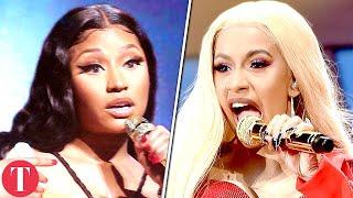 Video The Truth Behind Nicki Minaj And Cardi B Feud MP3, 3GP, MP4, WEBM, AVI, FLV Desember 2018