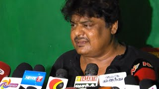 Kicked out by Radharavi for Rs.12 Membership Balance Kollywood News 08/10/2015 Tamil Cinema Online