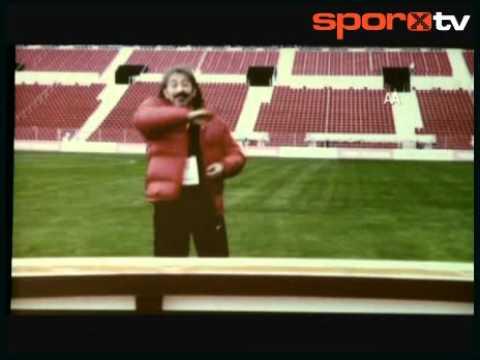 Türk Telekom Arena Cem Yılmaz Reklamı
