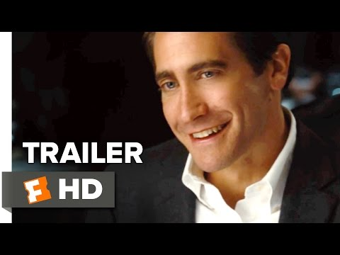 Nocturnal Animals Official Trailer 1 (2016) - Jake Gyllenhaal Movie