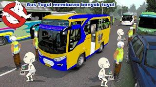 Video Bus Tuyul gesit Ngeblong di Sumatra || Logitech G29 MP3, 3GP, MP4, WEBM, AVI, FLV Juni 2018