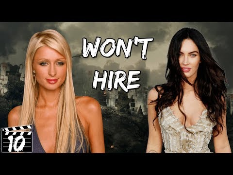 Top 10 Actors Hollywood Won't Hire Anymore - Part 3