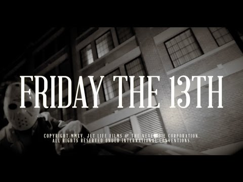 Cornerboy P  - Friday The 13th