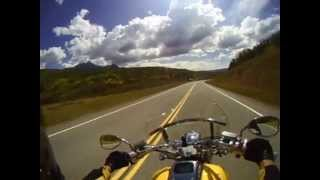 6. 2007 Honda VTX1800F Spec 3 Yellow GoPro Wide