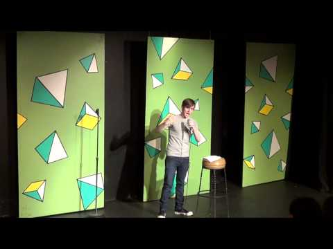 Gig Morton - Stand Up Comedy - Homeschooling, Science, and My Childhood