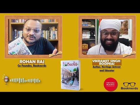 Instagram Live   Vikramjit Singh Rooprai   Delhi Heritage   Vikramjit Singh Rooprai