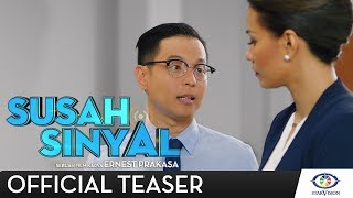 Video SUSAH SINYAL - OFFICIAL TEASER (Film Terbaru Ernest Prakasa) MP3, 3GP, MP4, WEBM, AVI, FLV Januari 2018