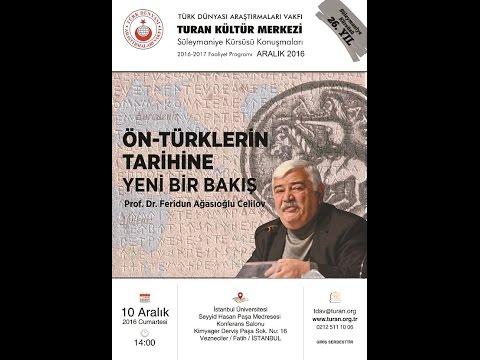 Ön-Türklerin Tarihine Yeni Bir Bakış