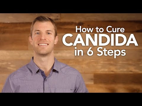 How to Cure Candida in 6 Steps (видео)