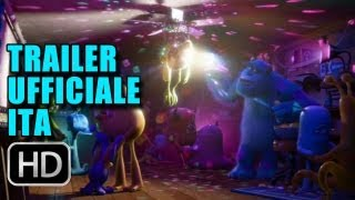 Monsters University Trailer Italiano (2013) Monsters Inc Prequel Pixar