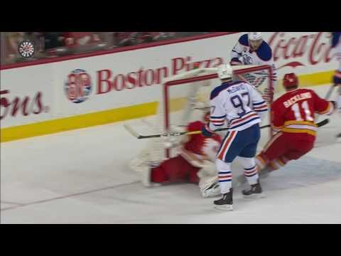 Video: Tkachuk's game has exceeded GM Treliving's expectations