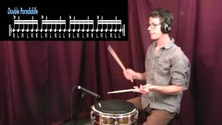 Download Lagu Drum Tutorial| Paradiddle, Double Paradiddle, Triple Paradiddle, and Single Paradiddle-diddle Mp3