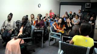 Harmony Day 2012 - Astute Training. Stuart Ayres Speech Part 1