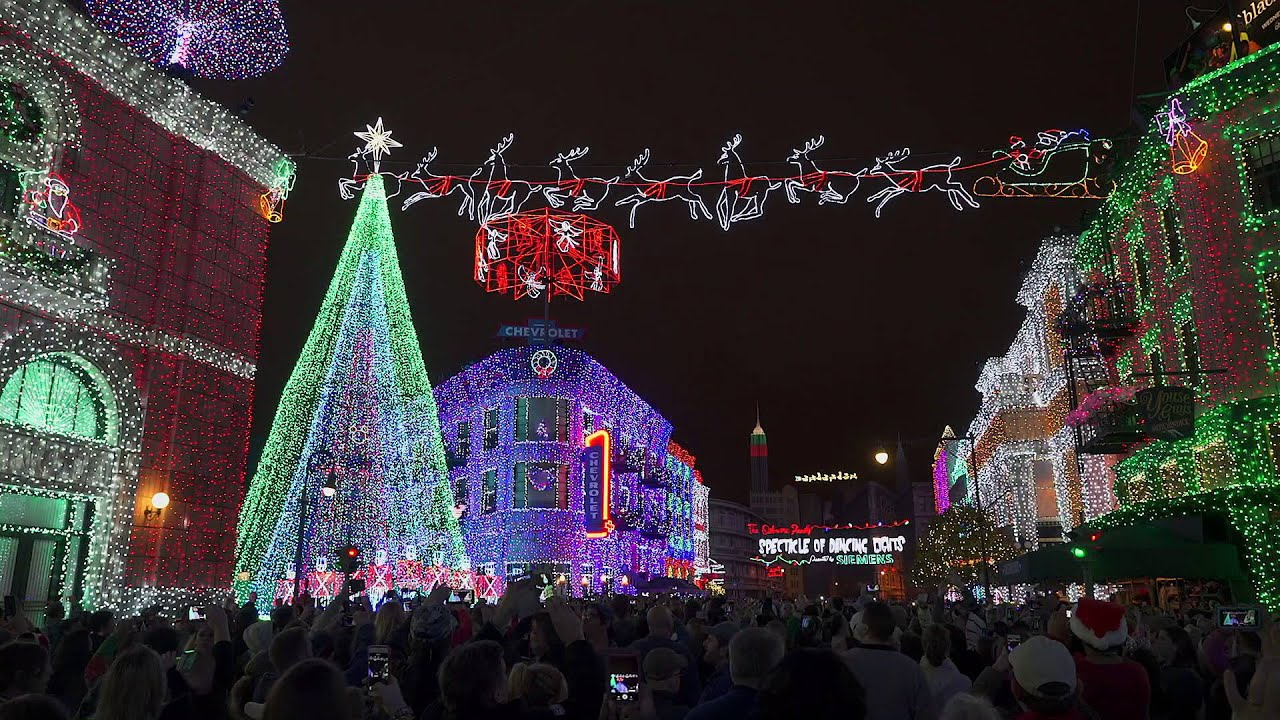 Osborne Family Spectacle of Dancing Lights - Now it's time to say goodbye