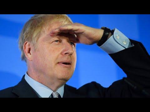 Großbritannien: Johnson verspricht den Brexit bis Okt ...